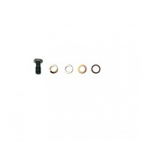 Upper ABS Brake Line & Clutch Cable Kit for 2008-2013 Harley Touring