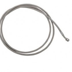 "Stainless ""ABS"" Cable Kit with Electrical for 2008-2013 Harley Davidson Touring"