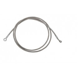 """Stainless """"ABS"""" Cable Kit with Electrical for 2008-2013 Harley Davidson Touring"""