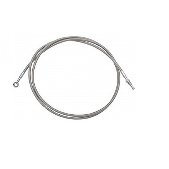 """""""NON ABS"""" Stainless Cable Kit  for 2016-2019 Harley Davidson Touring"""