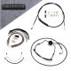 """""""NON ABS"""" Cable Kit with Electrical for 2008-2013 Harley Davidson Touring"""