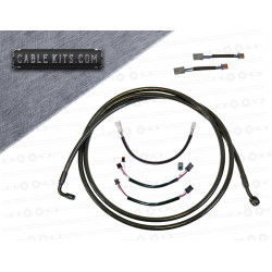 NON ABS Cable Kit with Electrical for 2018-2021 Harley Davidson Street Bob