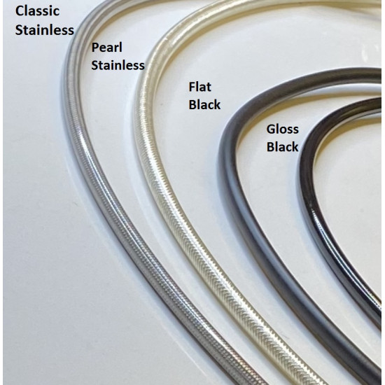 """Hydraulic Cable Kit  for 2008-2020 Harley Davidson Touring Baggers with 12""""-16"""" Bars"""